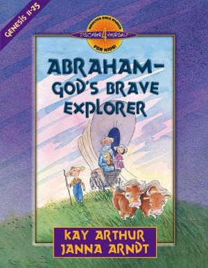 Abraham--God's Brave Explorer by Janna Arndt from Vearsa in Teen Novel category