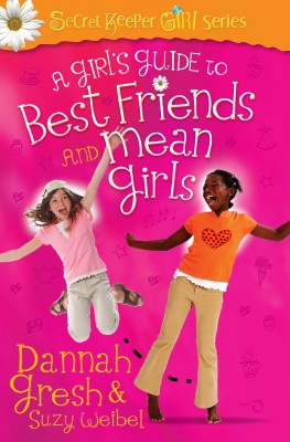 A Girl's Guide to Best Friends and Mean Girls by Suzy Weibel from Vearsa in Teen Novel category