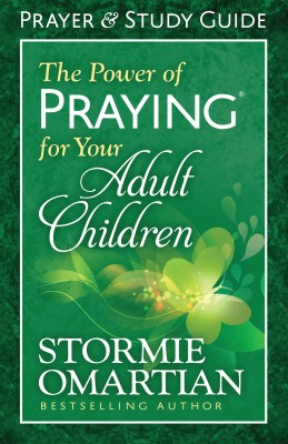 The Power of Praying for Your Adult Children Prayer and Study Guide by Stormie Omartian from Vearsa in Religion category