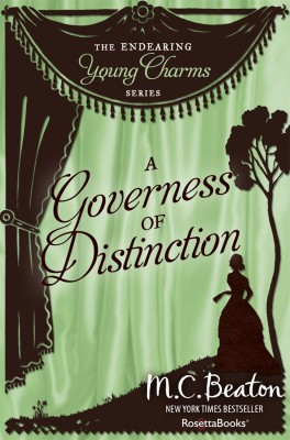 A Governess of Distinction by M.C. Beaton from Vearsa in General Novel category