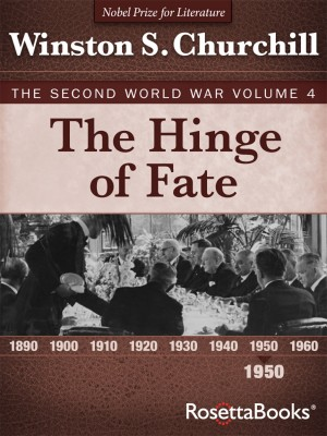 The Hinge of Fate by Winston S. Churchill from Vearsa in History category