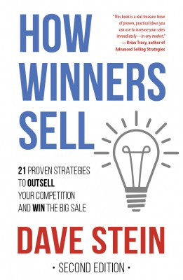 How Winners Sell by Dave Stein from Vearsa in Business & Management category