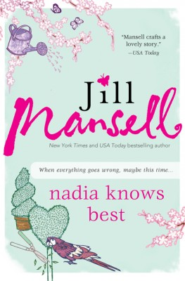 Nadia Knows Best by Jill Mansell from Vearsa in Romance category