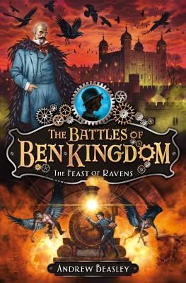 The Battles of Ben Kingdom – The Feast of Ravens by Andrew Beasley from Vearsa in Teen Novel category