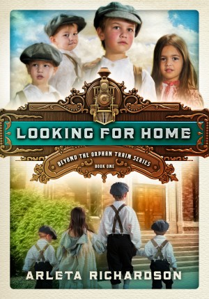 Looking for Home by Arleta Richardson from Vearsa in Teen Novel category