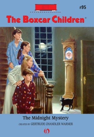 The Midnight Mystery by Gertrude Chandler Warner from Vearsa in Teen Novel category