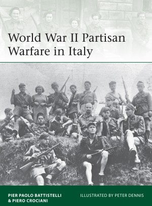 World War II Partisan Warfare in Italy by Peter Dennis from Vearsa in History category