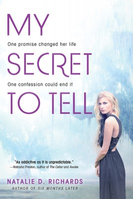 My Secret to Tell by Natalie Richards from Vearsa in General Novel category
