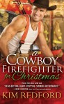 A Cowboy Firefighter for Christmas - text