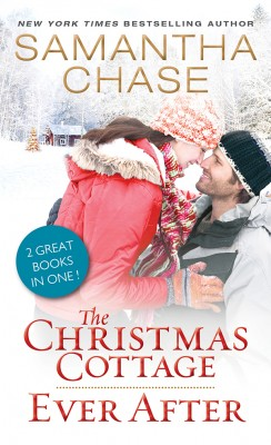 The Christmas Cottage / Ever After by Samantha Chase from Vearsa in General Novel category