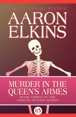 Murder in the Queen's Armes by Aaron Elkins from Vearsa in General Novel category