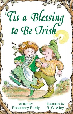 'Tis a Blessing to Be Irish by Rosemary Purdy from Vearsa in Motivation category