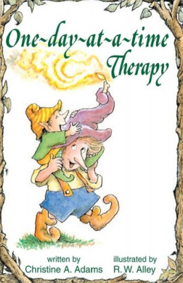 One-day-at-a-time Therapy by Christine A Adams from Vearsa in Motivation category