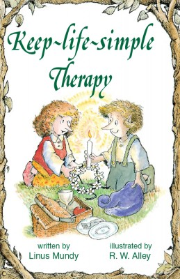Keep-life-simple Therapy by Linus Mundy from Vearsa in Motivation category