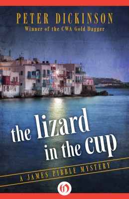 The Lizard in the Cup by Peter Dickinson from Vearsa in General Novel category