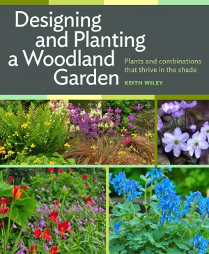 Designing and Planting a Woodland Garden by Keith Wiley from Vearsa in Lifestyle category