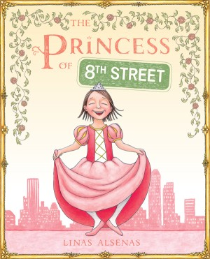 The Princess of 8th Street by Linas Alsenas from Vearsa in Teen Novel category