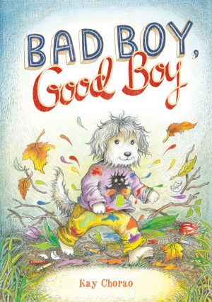 Bad Boy, Good Boy by Kay Chorao from Vearsa in Teen Novel category