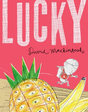 Lucky by David Mackintosh from Vearsa in Teen Novel category