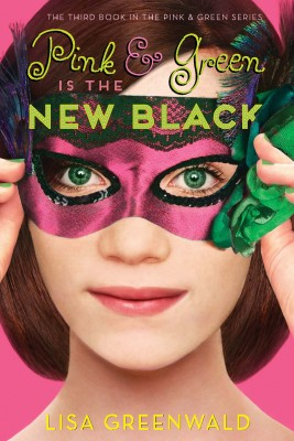Pink & Green Is the New Black by Lisa Greenwald from Vearsa in Chick-Lit category