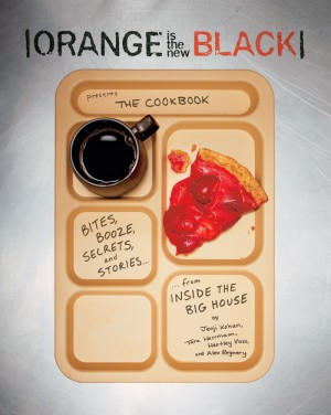 Orange Is the New Black Presents: The Cookbook by Jenji Kohan from Vearsa in Art & Graphics category