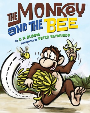 The Monkey and the Bee by Peter Raymundo from Vearsa in Teen Novel category