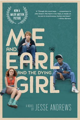 Me and Earl and the Dying Girl (Movie Tie-in Edition) by Jesse Andrews from Vearsa in Teen Novel category