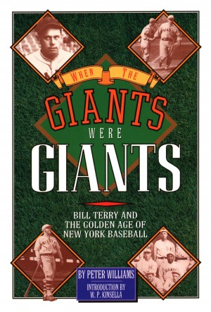 When the Giants Were Giants by Peter Williams from Vearsa in Sports & Hobbies category