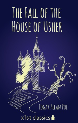 The Fall of the House of Usher by Edgar Allan Poe from Vearsa in General Novel category