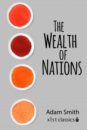 The Wealth of Nations by Adam Smith from Vearsa in Business & Management category