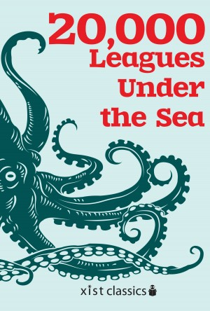 Twenty Thousand Leagues Under the Sea by Jules Verne from Vearsa in Classics category