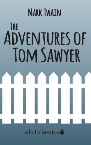 The Adventures of Tom Sawyer by Mark Twain from Vearsa in Classics category