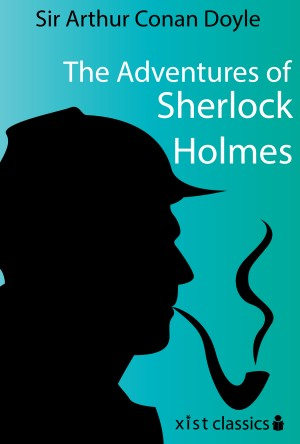 The Adventures of Sherlock Holmes by Sir Arthur Doyle from Vearsa in Classics category