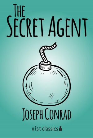 The Secret Agent: A Simple Tale by Conrad Joseph from Vearsa in Classics category