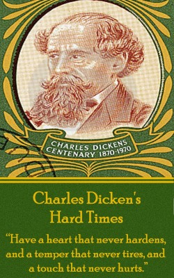 Hard Times, By Charles Dickens by Charles Dickens from Vearsa in General Novel category
