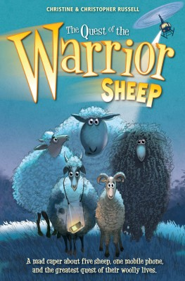 The Quest of the Warrior Sheep by Christopher Russell from Vearsa in Teen Novel category