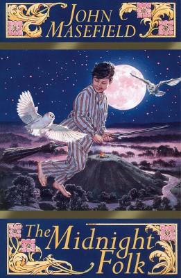 The Midnight Folk by John Masefield from Vearsa in Teen Novel category