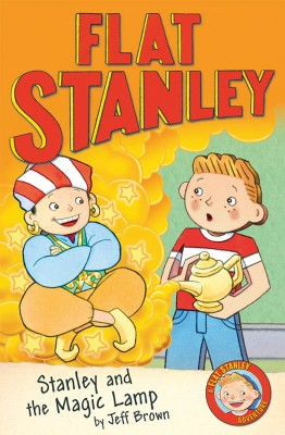 Stanley and the Magic Lamp by Jeff Brown from Vearsa in Teen Novel category