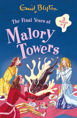 The Final Years at Malory Towers by Enid Blyton from Vearsa in Teen Novel category
