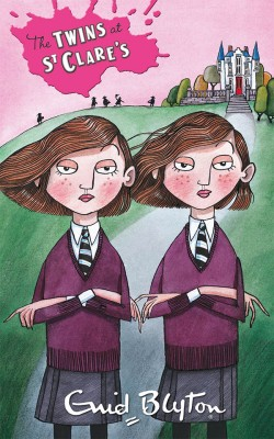 The Twins at St Clare's by Enid Blyton from Vearsa in Teen Novel category