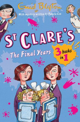 St Clare's: The Final Years by Enid Blyton from Vearsa in Teen Novel category