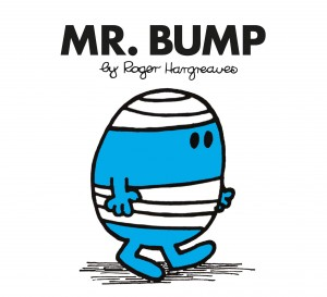 Mr. Bump by Roger Hargreaves from Vearsa in Teen Novel category