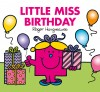 Little Miss Birthday - text