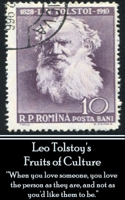 Leo Tolstoy - Fruits of Culture, A Comedy in Four Acts by Leo Tolstoy from Vearsa in Art & Graphics category