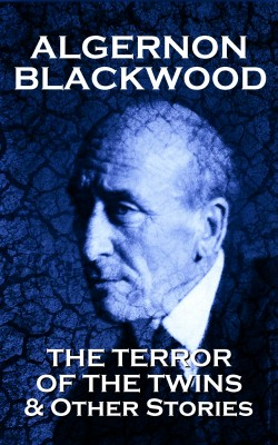 The Terror Of The Twins & Other Stories by Algernon Blackwood from Vearsa in General Novel category
