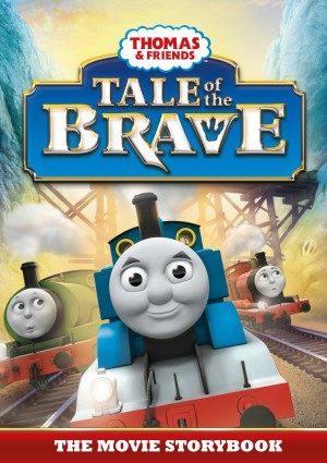 Thomas & Friends: Tale of the Brave by Reverend W Awdry from Vearsa in General Novel category