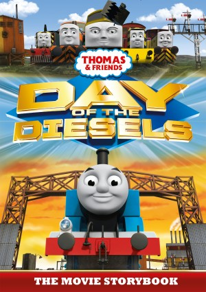 Thomas & Friends: Day of the Diesels by Reverend W Awdry from Vearsa in General Novel category