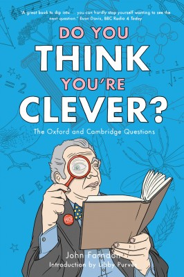 Do You Think You're Clever? by John Farndon from Vearsa in General Novel category