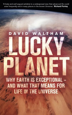 Lucky Planet by David Waltham from Vearsa in Science category