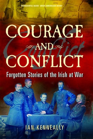 Forgotten Stories of the Irish at War by Ian Kenneally from Vearsa in History category